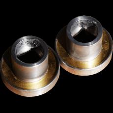 Комплект упорных подшипников ступиц дисков батареи со втулкой культиватора КЛБ-1,7