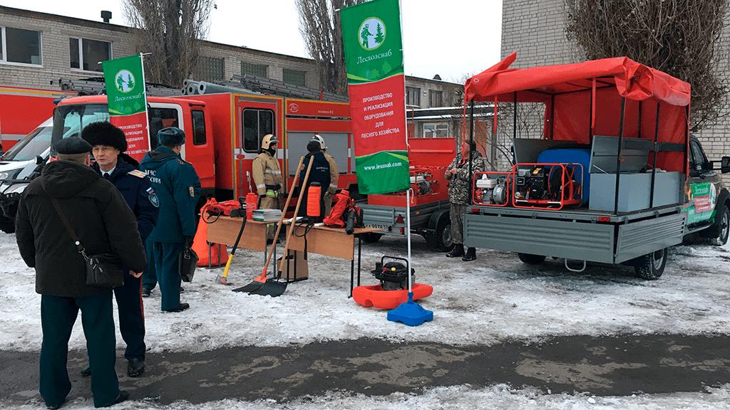 Добровольная пожарная охрана Курской области: состояние, проблемы и перспективы развития