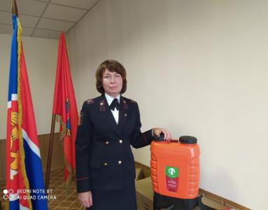 Добровольные пожарные дружины сел Красноярского края получат спецоборудование
