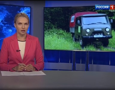 В Тульской области не дали зайти пожару в лес