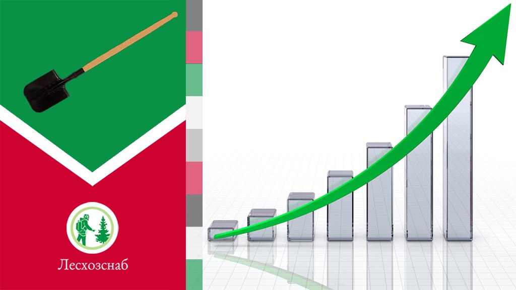 Повышение цены на Большую саперную лопату (БСЛ-110)